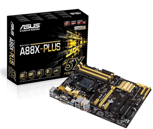 ASUS A88X-PLUS FM2+ AMD Motherboard